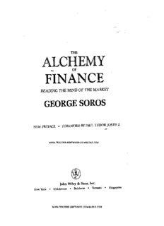 George Soros - The Alchemy of Finance.pdf