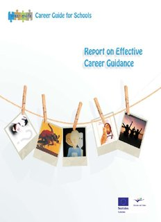 Effective Career Guidance - Career Guide