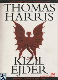 Kızıl Ejder - Thomas Harris