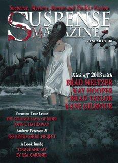 Brad Meltzer - Suspense Magazine