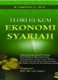 teori hukum ekonomi syariah m. cholil nafis