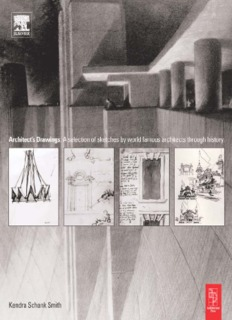 Architect Drawings - A Selection of Sketches by World Famous Architects Through History