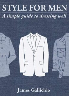 The Fundamentals of Style: An illustrated guide to dressing well