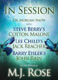 In Session (with Steve Berry's Cotton Malone, Lee Child's Jack Reacher, Barry Eisler's John Rain)