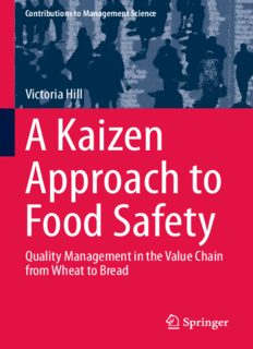 A Kaizen Approach to Food Safety: Quality Management in the Value Chain from Wheat to Bread