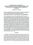 Territorial songs and species-level taxonomy of nightjars of the Caprimulgus macrurus complex ...