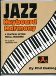 Jazz keyboard harmony & voicings : a practical method for all musicians