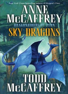 New Adventures of Pern - Sky Dragons