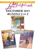 Love Inspired 2013-12 (Cozy Christmas & Her Holiday Hero & Jingle Bell Romance)