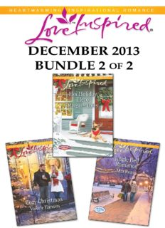 Love Inspired 2013-12 (Cozy Christmas & Her Holiday Hero & Jingle Bell Romance)
