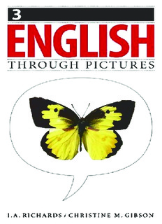 English Through Pictures, Book 3 (Updated Edition)