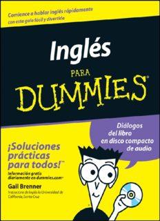 Ingles para Dummies (ebook)