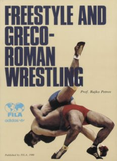 Freestyle and greco-roman wrestling