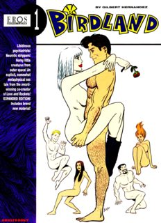 Birdland (Eros Graphic Novel Series, No. 1)