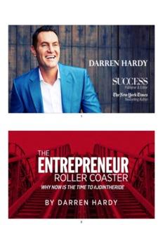 Darren Hardy Elevate Slides Pt1