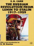 The Russian Revolution from Lenin to Stalin 1917-1929