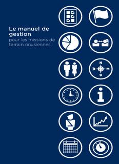 Le manuel de gestion