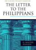The Letter to the Philippians (Pillar New Testament Commentary)