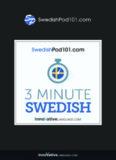 3-Minute Swedish - 25 Lesson Series Audiobook