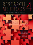 Research Methods for the Behavioral Sciences (Gravetter), 4th ed.