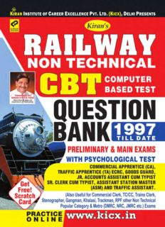 RAILWAY NTPC question bank