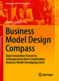 Business Model Design Compass: Open Innovation Funnel to Schumpeterian New Combination Business