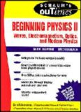 "BEGIN"" G PHYSICS 11 Waves, Electromagnetism, Optics, and Modern Physics"