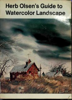 Herb Olsen's Guide to Watercolor Landscape