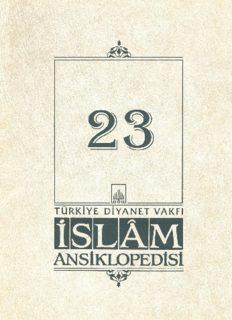 23 (İslâm) - Diyanet Vakfı İslam Ansiklopedisi