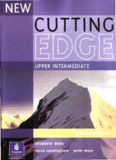 Cutting Edge. Upper Intermediate Student's Book. New Edition