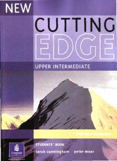 Cutting Edge. Upper Intermediate Student's Book. New Edition