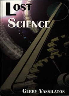 Gerry Vassilatos Lost Science