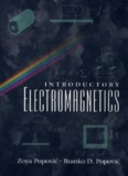 Introductory Electromagnetics - Z. Popovic, B. Popovic.pdf