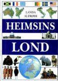 Heimsins lond Dorling Kindersley book