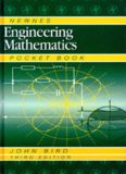 Newnes Engineering Mathematics Pocket Book, Third Edition