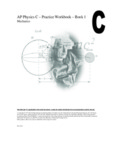 AP Physics C – Practice Workbook – Book 1