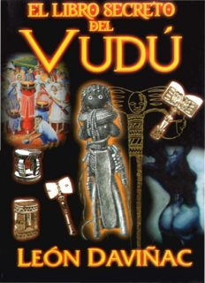 El Libro Secreto del Vudu
