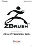 ZBRUSH - Evermotion
