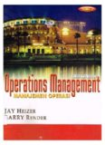 Jay Heizer Garry Render, Operations Management, Edisi Ketujuh, Buku 2. intro
