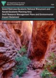 Grand Staircase-Escalante National Monument and Kanab-Escalante Planning Area Resource