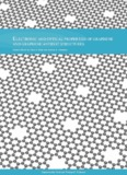 Electronic and optical properties of graphene and graphene antidot structures