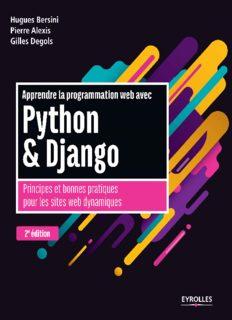 Apprendre la programmation web avec Python et Django