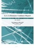 Love & Romance Guidance Report