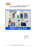 Arduino UNO Advanced Kit Manual - ITI Informatica ISISS
