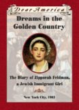 Dreams in the Golden Country - Kathryn Lasky