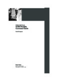 CCNA Self-Study CCNA Portable Command Guide - Shinra Inc. - Main Page