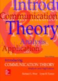 Introducing Communication Theory Analysis And Appliaction (6th Edition)