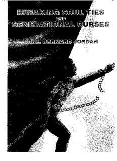 Breaking Soul Ties and Generational Curses