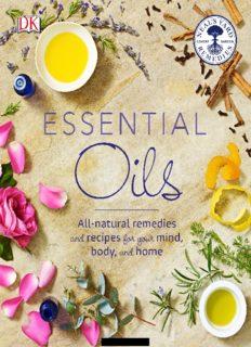 Essential Oils - 365 Days of Essential Oils - Coral James