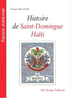 Histoire de Saint-Domingue Haïti